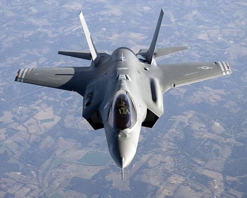 F-35 ist für russisches Radar anfällig