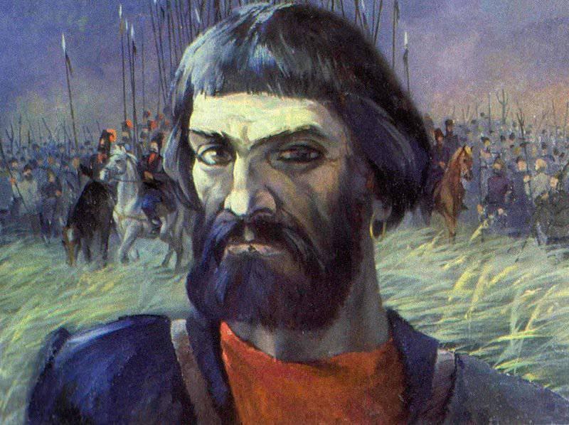 L'ultima grande rivolta dei cosacchi. Rise of Emelyan Pugachev