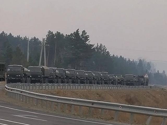 Transbaikaliaのユニットの司令官は爆発で人々を救うために死にました