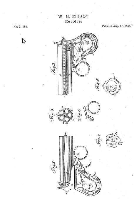Pemingboks Remington Zig-Zag Derringer (Remington Zig-Zag Derringer)
