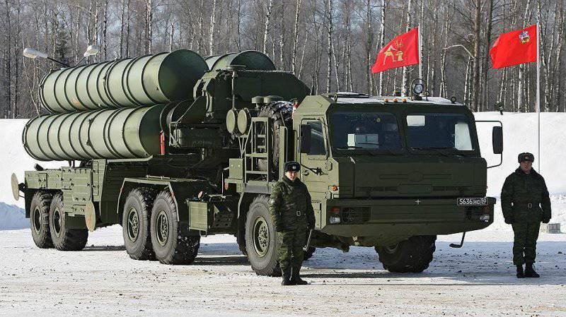 Первым зарубежным заказчиком ЗРК С-400 может стать Китай