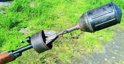 Отечественные винтовочные гранаты