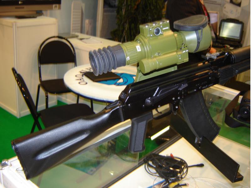 Современные российские прицелы для стрелкового оружия