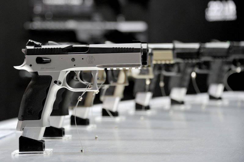 9-мм полуавтоматический пистолет Sphinx SDP