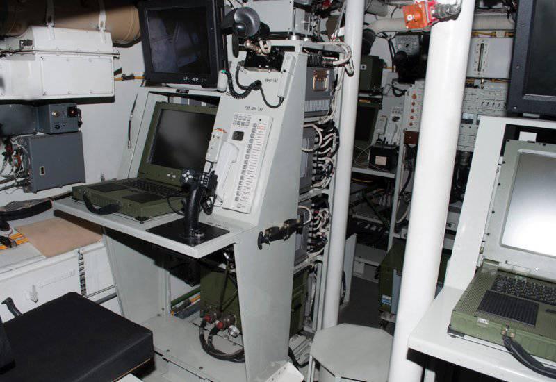 Унифицированная машина для управления огнем