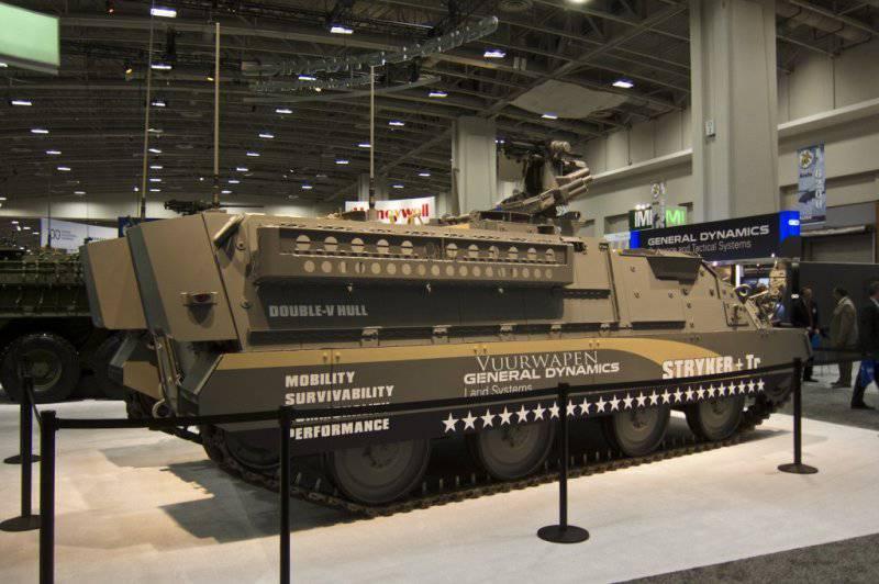 Обзор бронированных транспортеров и боевых машин пехоты (Часть 1)