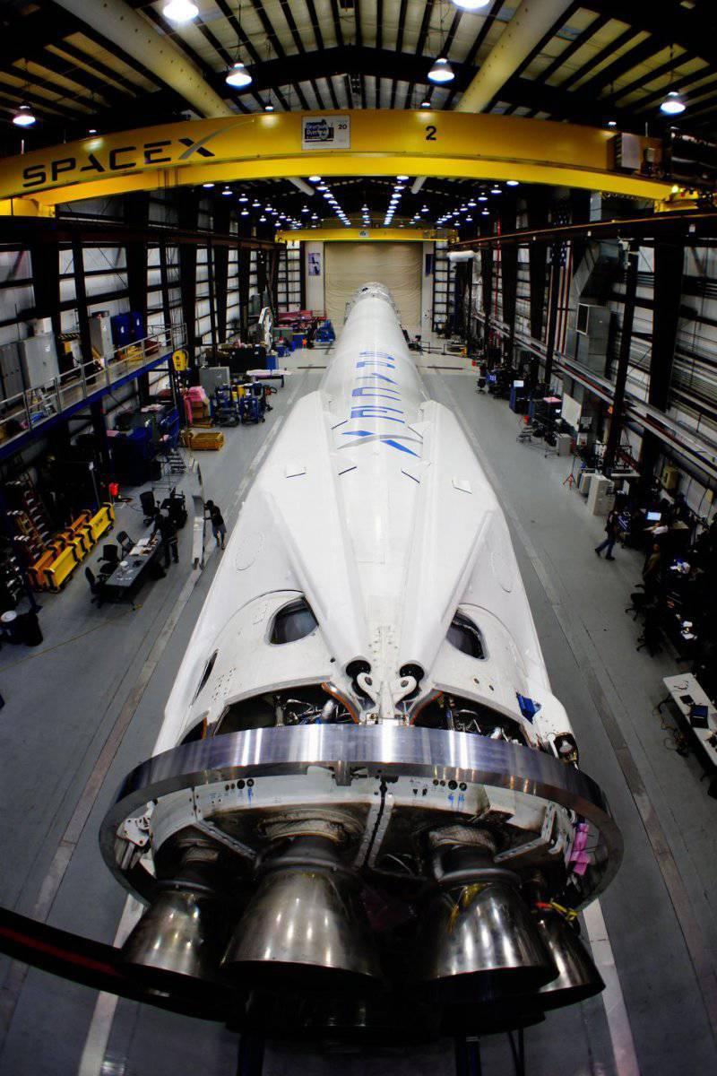 Государственный и частный космос: конкурентные возможности России