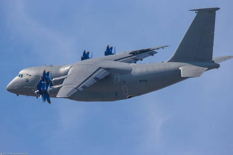 Ан-70: завершение государственных испытаний и неясные перспективы