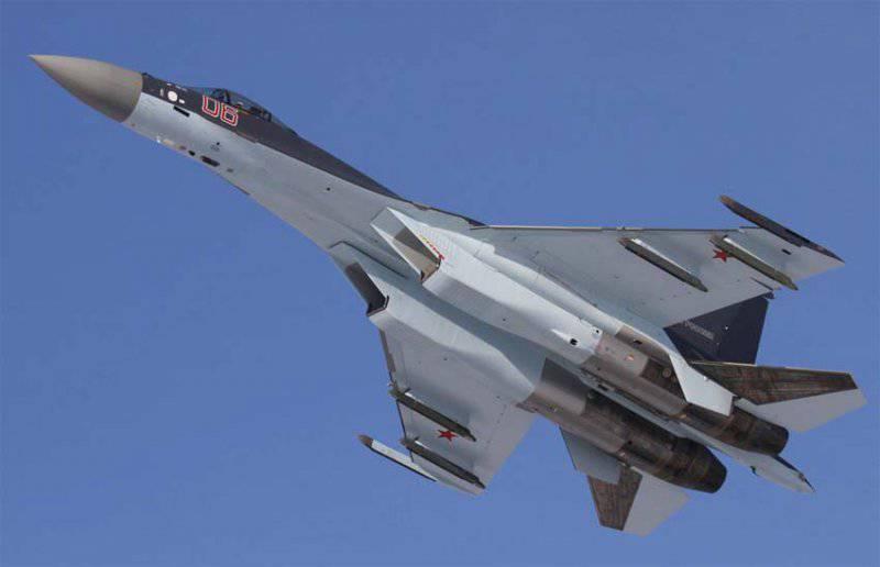 Су-35С – рост боевых возможностей