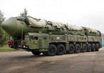 Баллистическая ракета РС-24 – замена «Тополю» и «Стилету»