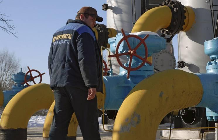国家杜马将向乌克兰提供军事工业综合体的天然气债务