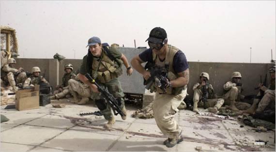 Farklı ülkelerden ordunun muharebe kabiliyeti konusunda çalışan Blackwater'ı değerlendirin