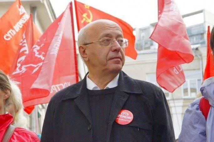 Kurginyan: la minaccia della vendetta liberale persiste