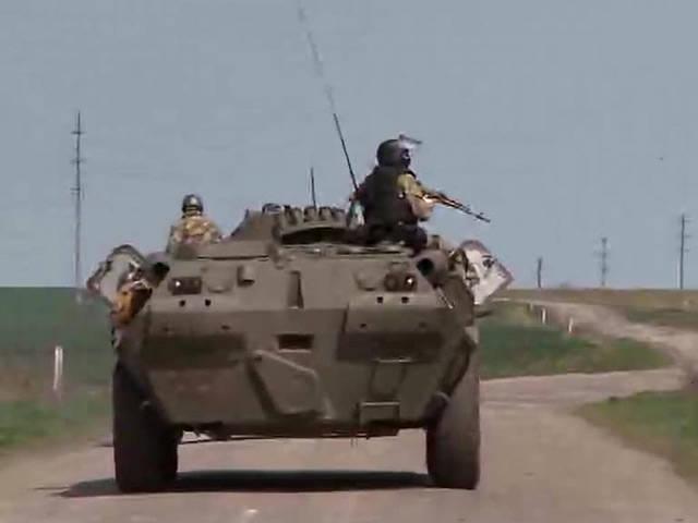 SBU si sta preparando a lanciare un'operazione speciale nel sud-est dell'Ucraina 2 maggio