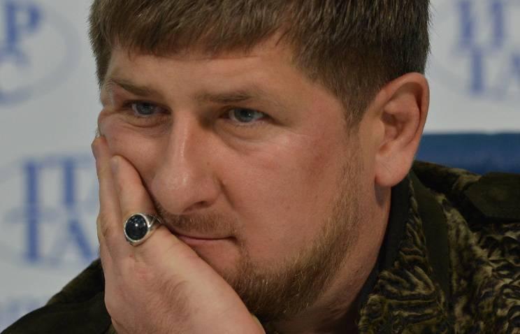 """Kadyrov hat die Version des Ministeriums von Inneren Angelegenheiten der Ukraine über das Feuer im Haus von Odessa von Gewerkschaften """"die Spitze des Zynismus"""""""