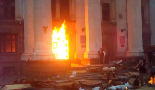Odessa 2 May. What it was and why Putin did not send troops