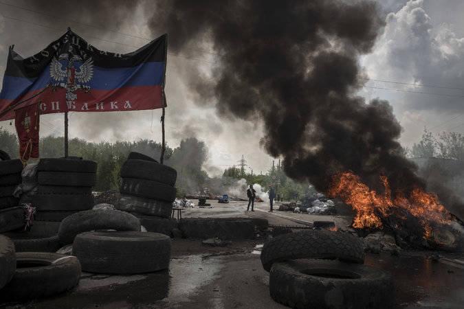 Jornalistas norte-americanos não encontraram vestígios da Rússia em Slavyansk