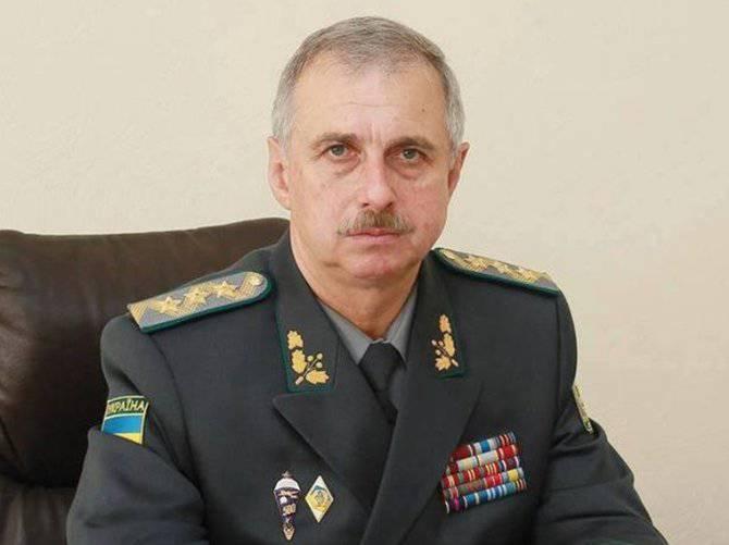 Le colonel général Mikhail Koval, ministre de la Défense par intérim de l'Ukraine