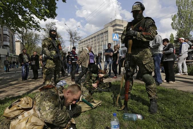 CNN gazetecisi, Kiev'in Kramatorsk'tan sıyrılmasında başarı iddialarını reddetti