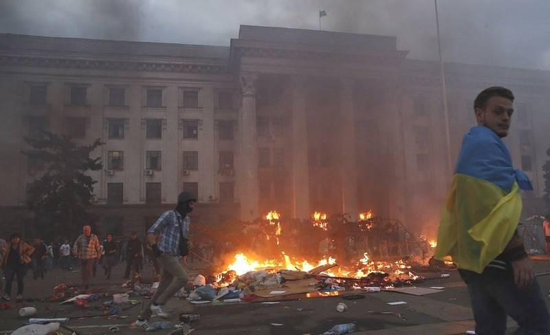 Informationen über 46 in Odessa getötet - eine Lüge?