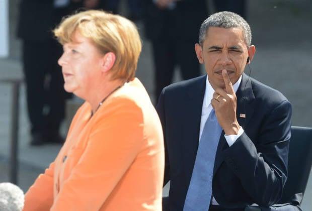 Ce que Merkel dira et ce qu'Obama ne dira pas