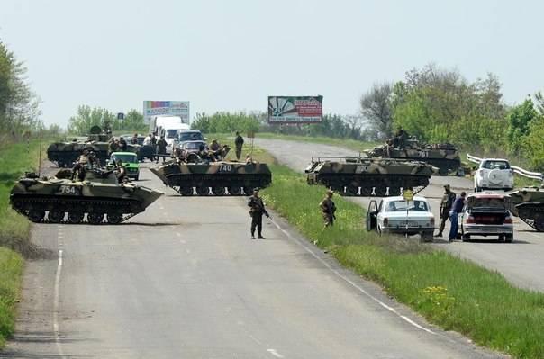Igor Strelkov:高速道路の4リング上の人々はSemenovkaで二重待ち伏せに入りました