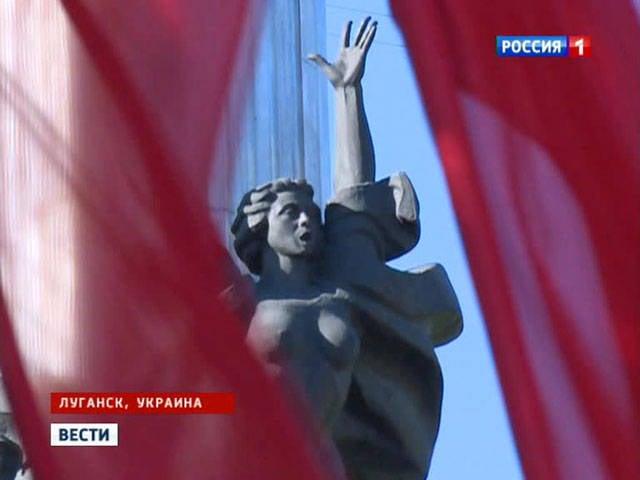 ウクライナの南東部の国民投票は延期しないことを決めた