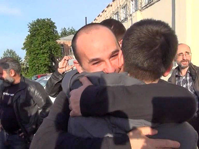 The leader of the Kharkiv anti-Maidans released for 30 thousand dollars