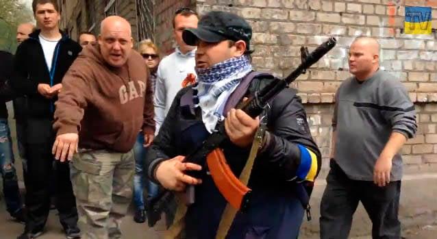 Il massacro di Mariupol, i dettagli