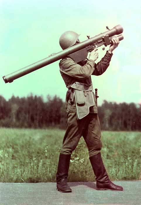 Отечественные ПЗРК: «Стрелы»