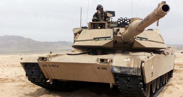 La armadura es fuerte, pero sus tanques no son rápidos.