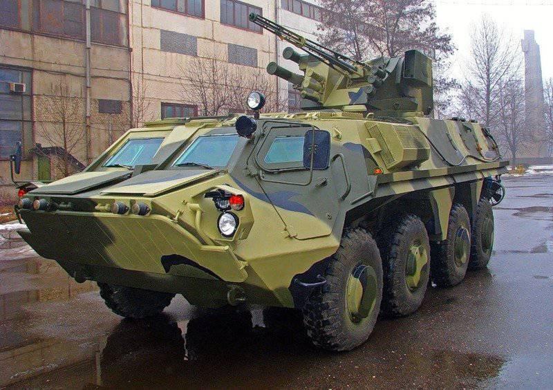 L'Indonesia ha abbandonato i piani per l'acquisto di veicoli corazzati ucraini