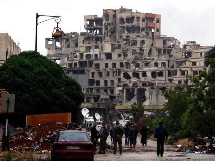 Новые надежды мая. Хомс освобожден, а предвыборная кампания стартовала