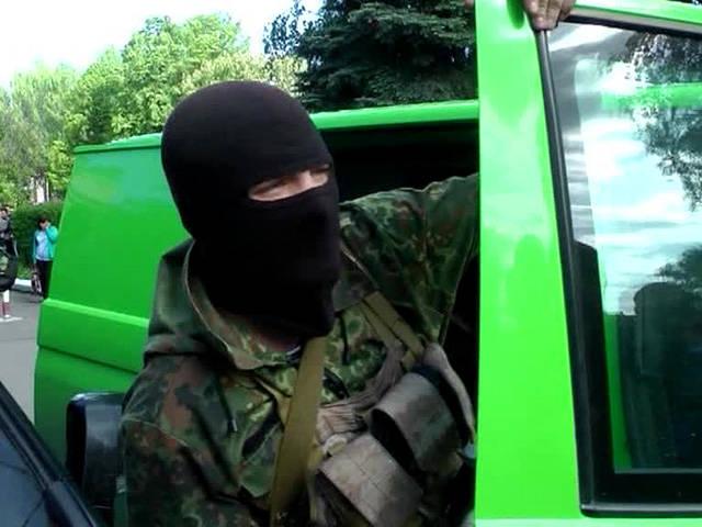 Krasnoarmeysk'teki katliam: siviller bir delici-keskin nişancı tarafından vuruldu