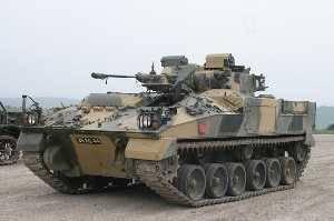 4.76 bilhões de dólares para atualizar veículos blindados