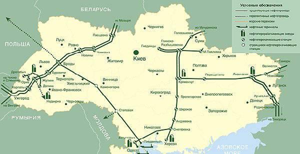Украинские олигархи распродают стратегическую нефть