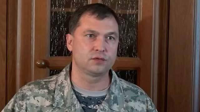 루간 스크 인민 공화국의 지도자가 심각하게 부상 당함.