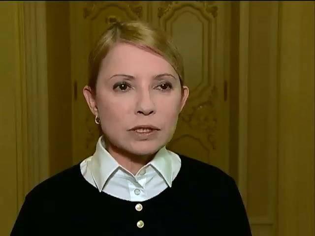 Tymoshenko invita per una tavola rotonda