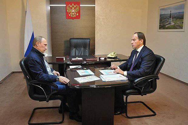 Per ordine di Putin, è stato creato il Ministero degli Affari del Caucaso settentrionale