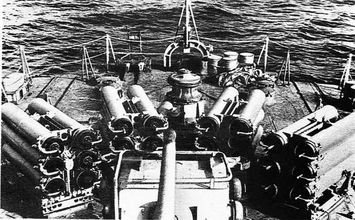 国内の対潜水艦爆撃機。 パートII