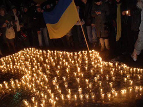 यूक्रेन को मारने के बाद, पश्चिम कोई शानदार अंतिम संस्कार की व्यवस्था करने की जल्दी में है ...