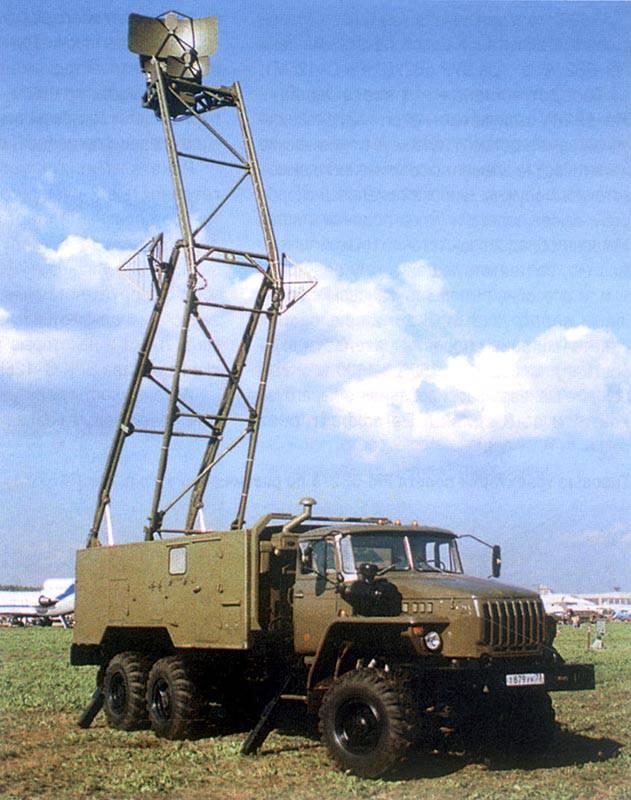85B6-A Vega Radyo İstihbarat Kompleksi