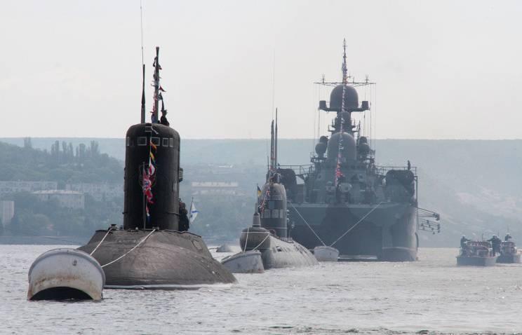 关于黑海舰队未来的新闻