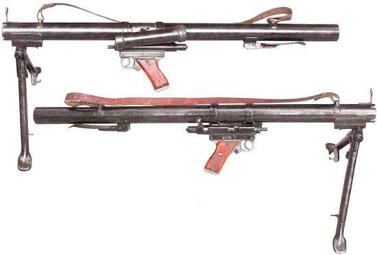 Lanciagranate anticarro RRB M49 (Jugoslavia)
