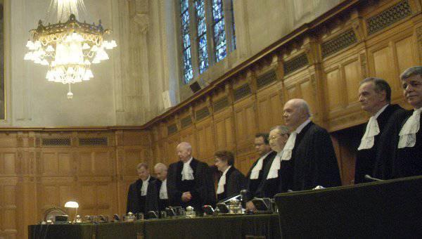 Test dei pidocchi per il Tribunale penale internazionale