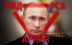 プーチン大統領はソビエトの「力の三角形」を再作成した