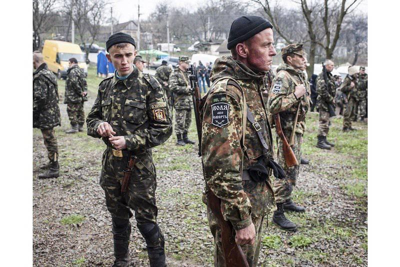 Nacionalistas ucranianos