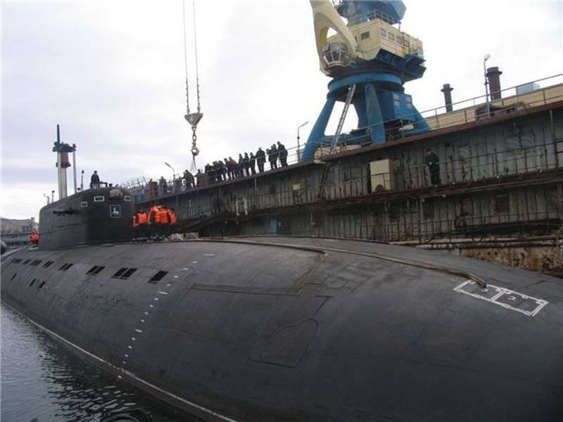 """La empresa """"Zvezdochka"""" participará en la modernización """"Barracuda"""""""