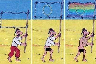 Conchita la Ukraine