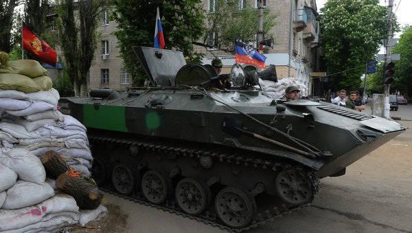 Se escuchan poderosas explosiones en Slavyansk, hay una batalla, se transmiten los medios.